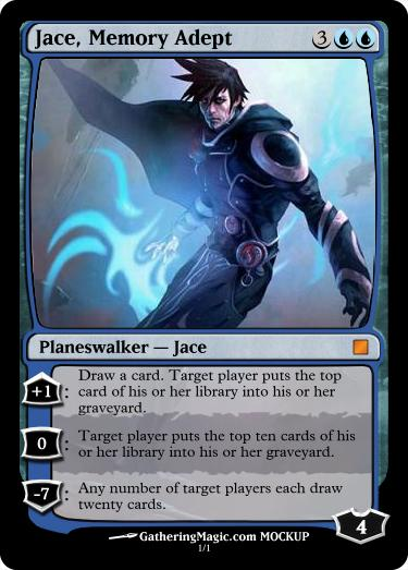 How to build a fun casual magic deck four letter nerd jace memory adept ccuart Gallery