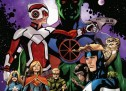 Jeff Lemire and Justice League United