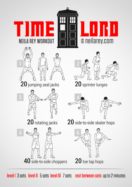 timelord-workout