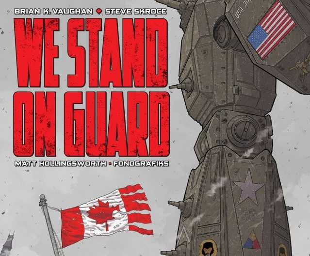 we stand on guard cbr reader