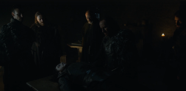 Jon Snow's Pall Bearers Two