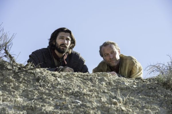 Episode 4 Jorah and Daario