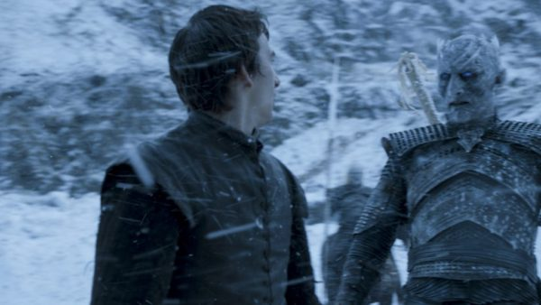 Episode 5 Bran and the Whitewalker
