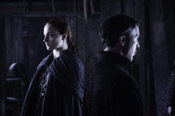 Episode 5 Sansa and Littlefinger