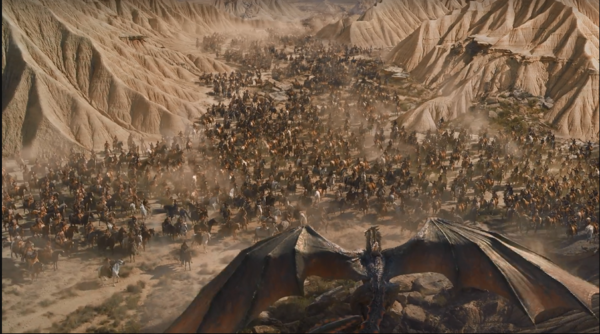 Episode 6 Dany and Drogon