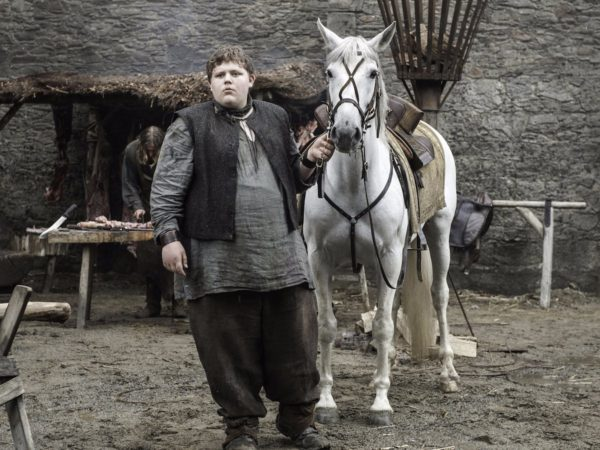 Flashbacks Young Hodor