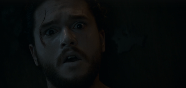 Jon Snow awakes