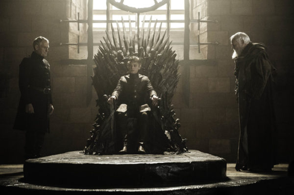 Episode 8 Tommen, Kevin, and Pycelle
