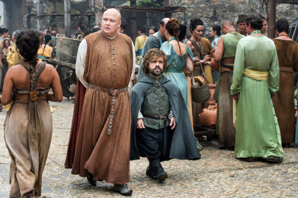 Episode 8 Varys and Tyrion