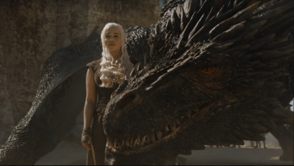 Episode 9 Dany and Drogon