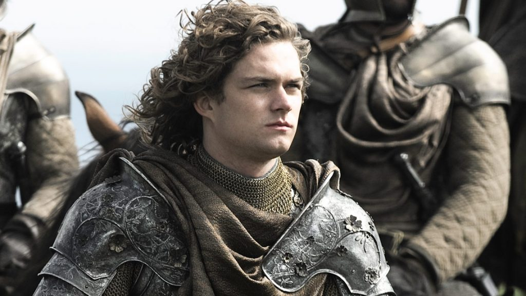 Books vs Show Loras Tyrell