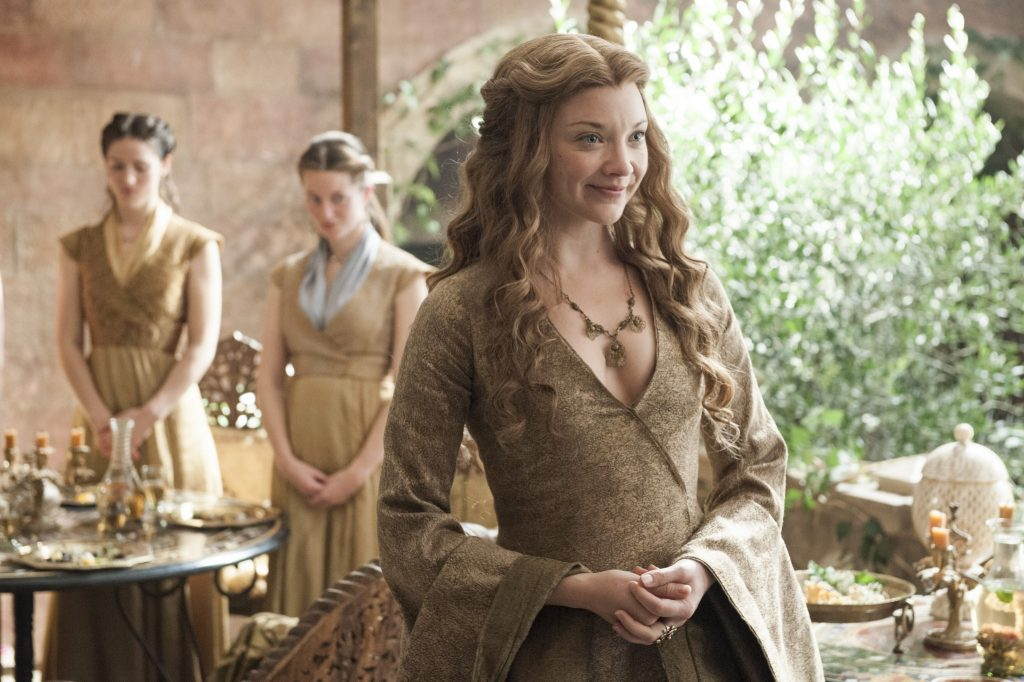 Books vs Show Margaery