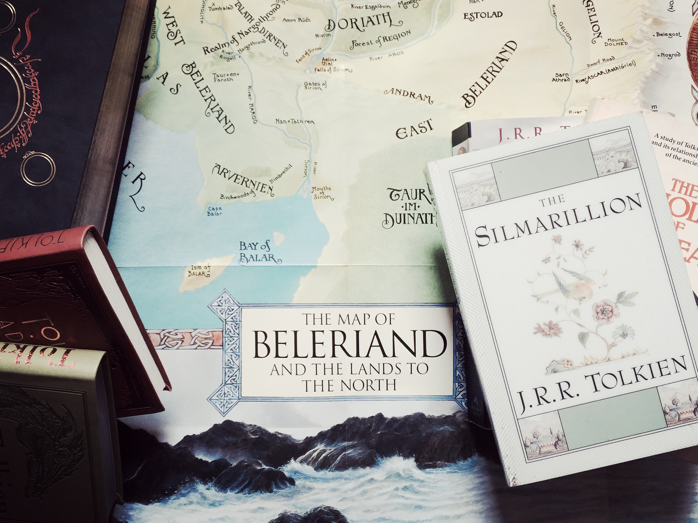 A Brief History Of The First Age Of Middleearth As Found In The  Silmarillion And Other Writings