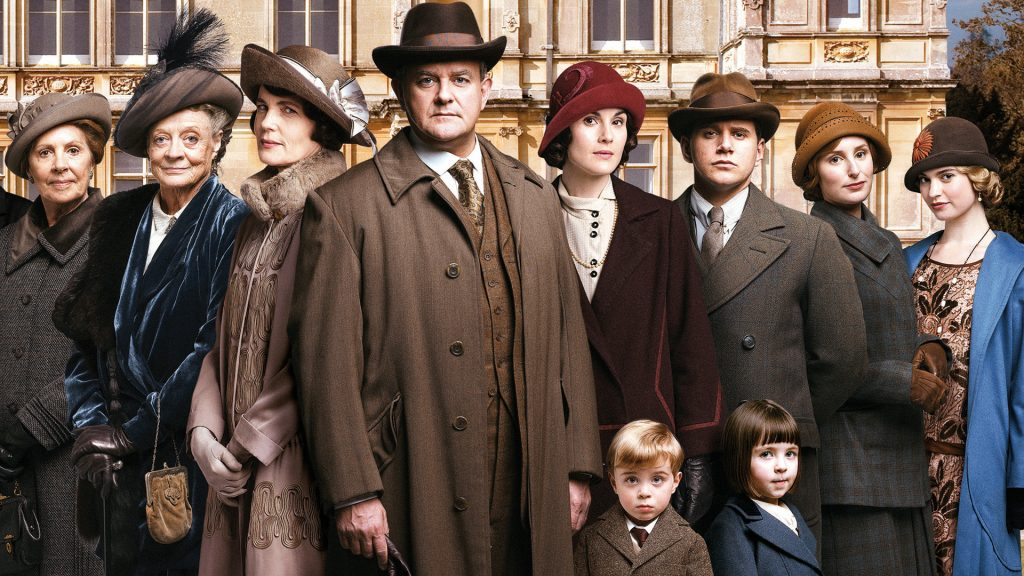 Emmy Downton Abbey 2