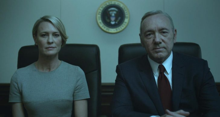 Emmy House of Cards