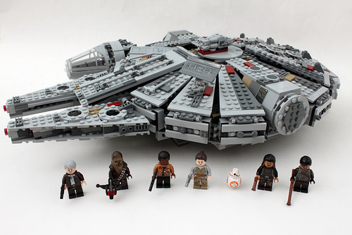 Nearly 14,000 pieces suddenly cried out in terror and were suddenly silenced