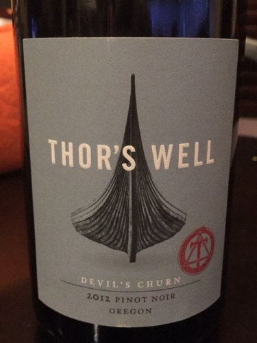 Since I am a fan of themes, I drank this wine while I read.