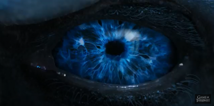 Season 7 White Walker Eye